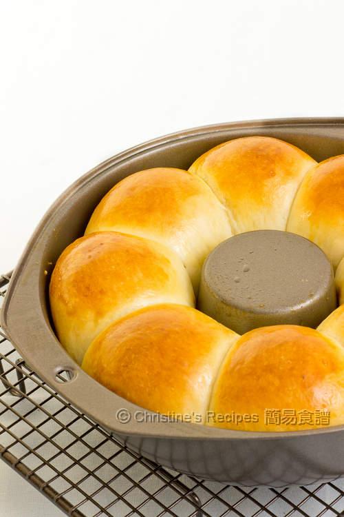 牛油餐包 Butter Buns03