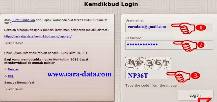 Cara Edit Nama dan Tanggal Lahir Siswa di Dapodik melalui Verval PD