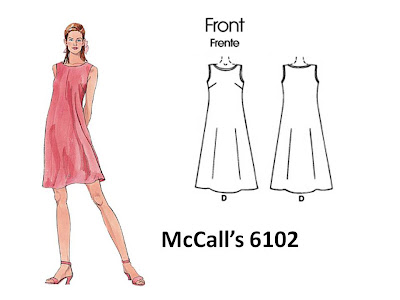 easy to sew McCalls 6102
