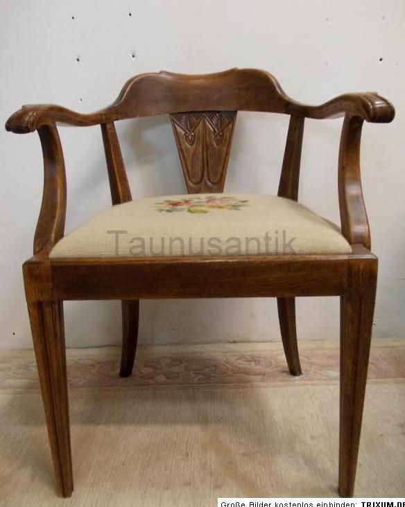 designer antik m bel stuhl sessel. Black Bedroom Furniture Sets. Home Design Ideas