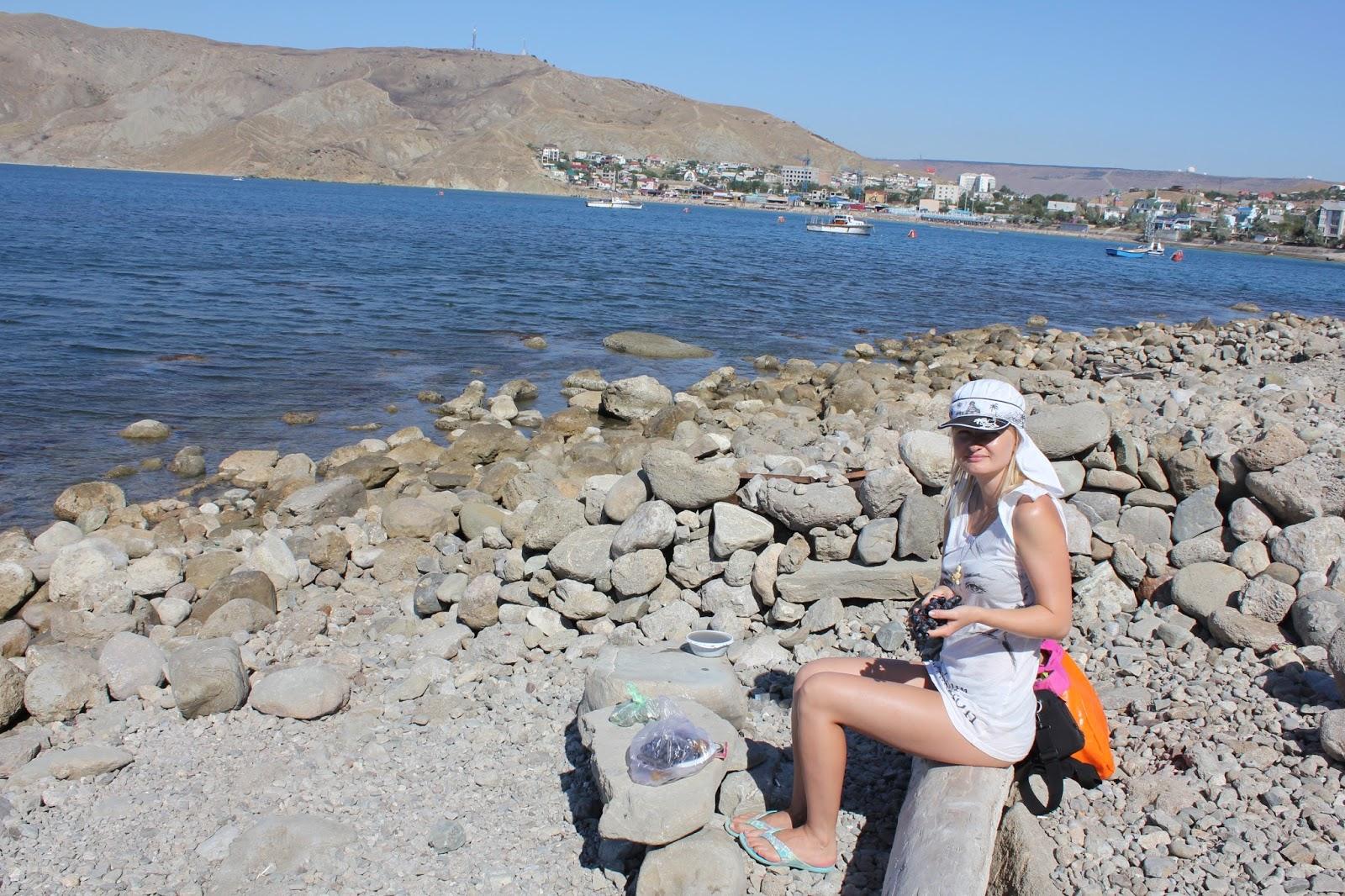 найти фото на пляже