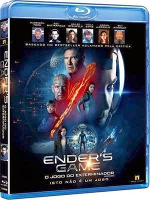 Download Ender's Game O Jogo do Exterminador 720p e 1080p Dublado Bluray + AVI Dual Áudio BDRip Torrent