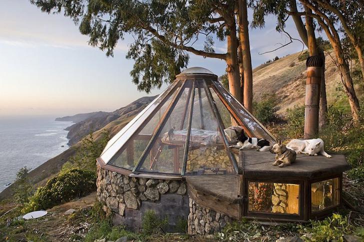 Big Sur Organic House By Mickey Muennig