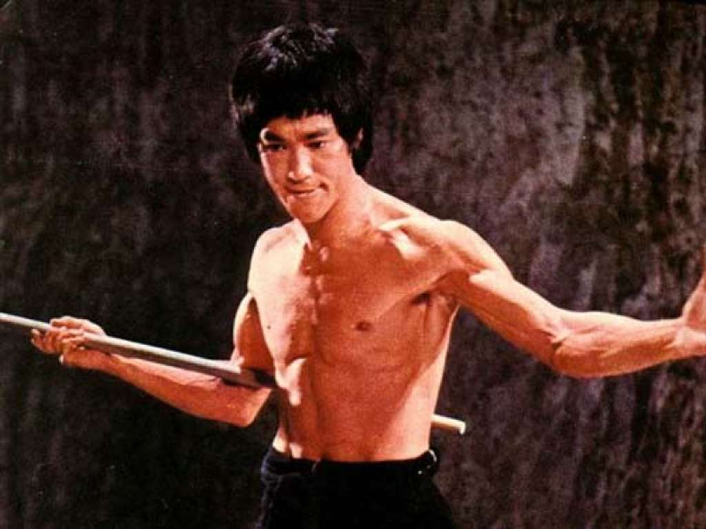 views from the edge enter the dragon bruce lee el ni o