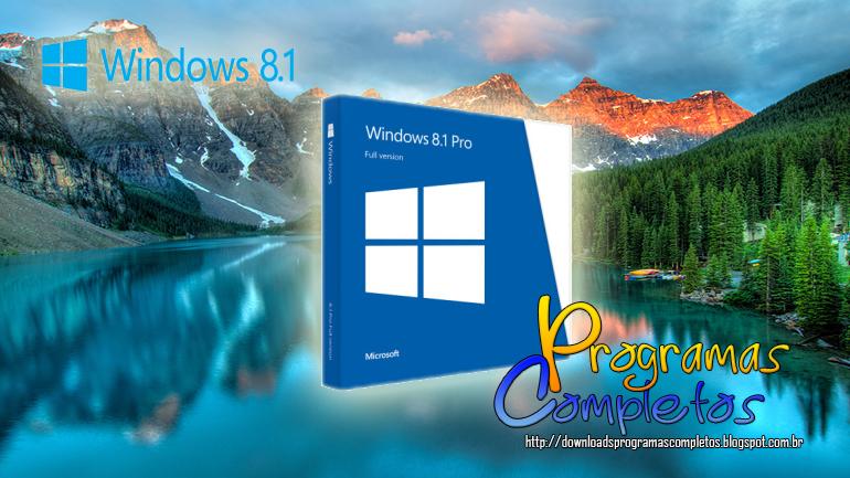 Windows 8.1 Pro + Crack download completo abelhas.pt nitroflare zippyshare rapidgator vip-file letitbit