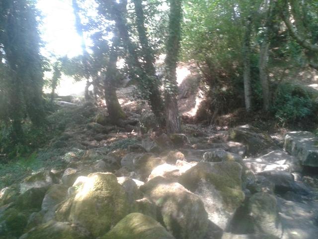 Rio Dinha no Verão