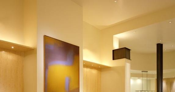 Opciones para decorar salas modernas y amplias for Decoracion hogar diseno