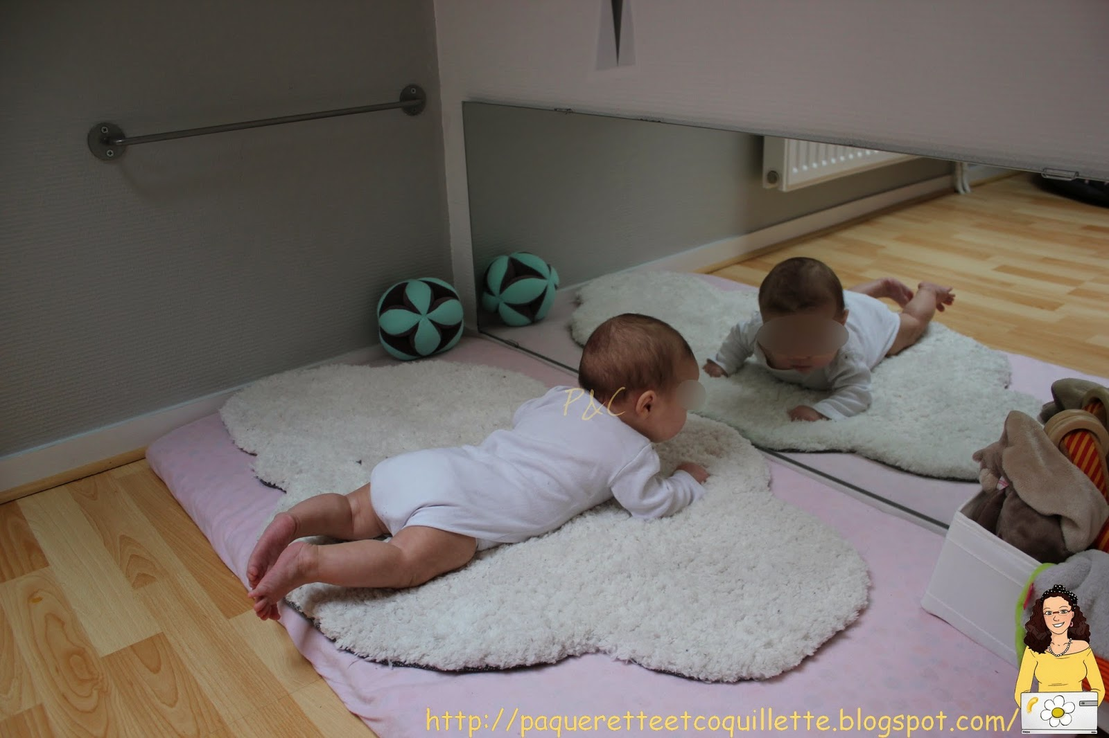 Awesome miroir chambre bebe montessori ideas awesome for Miroir youtubeuse
