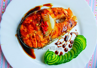 resep steak salmon