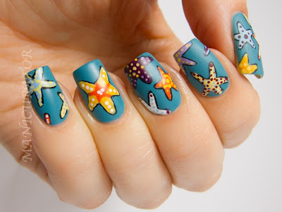 nail art designs animals