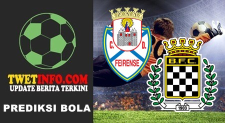 Prediksi Feirense vs Boavista