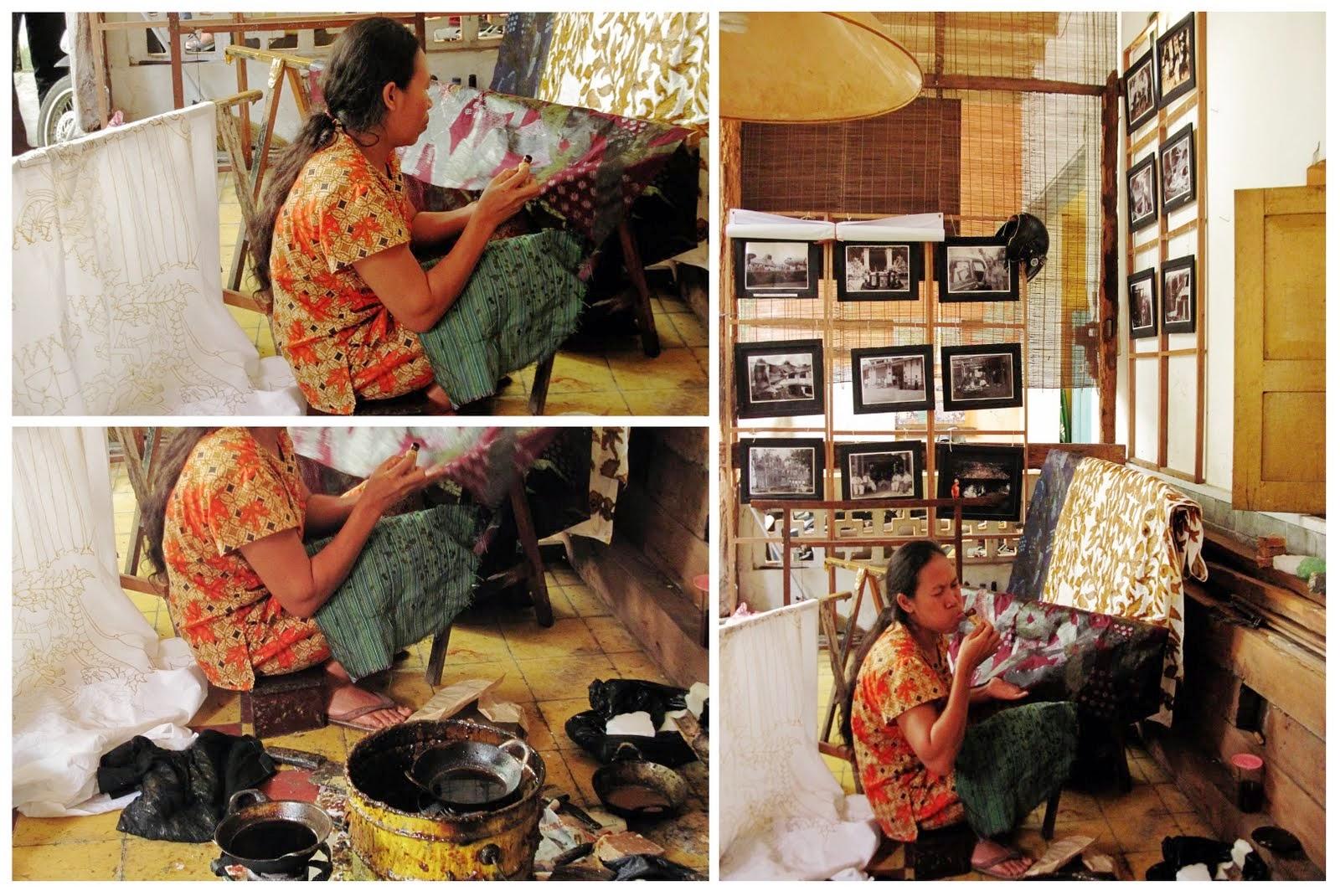 Kampung Batik, Pusat Batik Semarangan