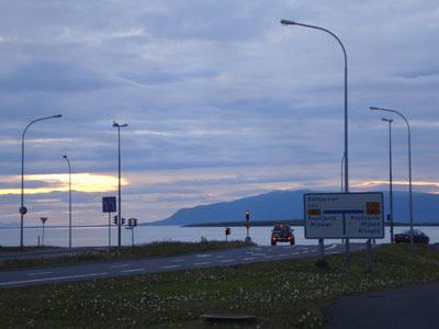 Reykjavík, 11pm