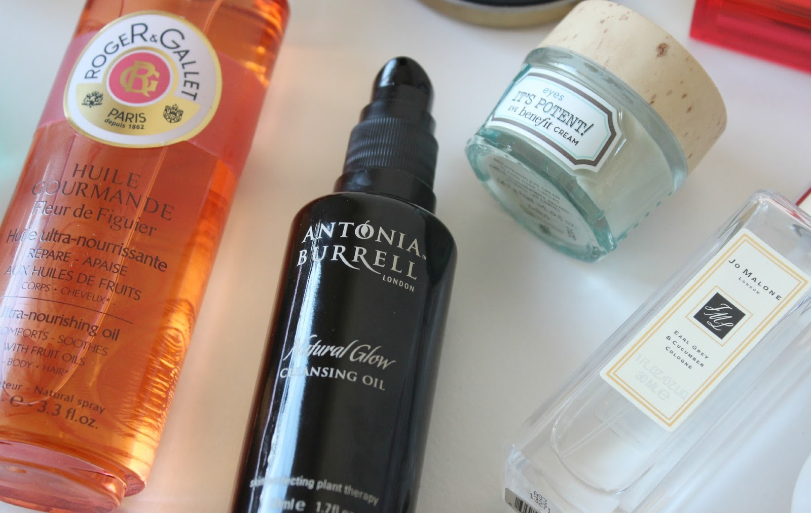 A picture of Antonia Burrell Natural Glow Cleansing Oil