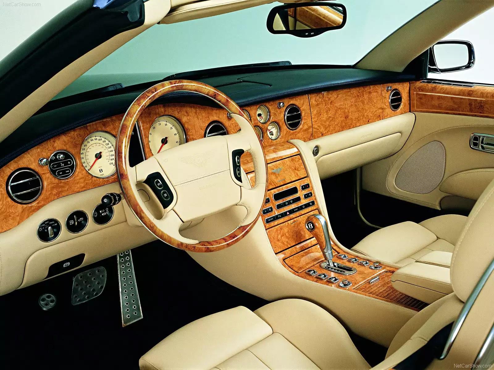 Hình ảnh xe ô tô Bentley Azure 2006 & nội ngoại thất