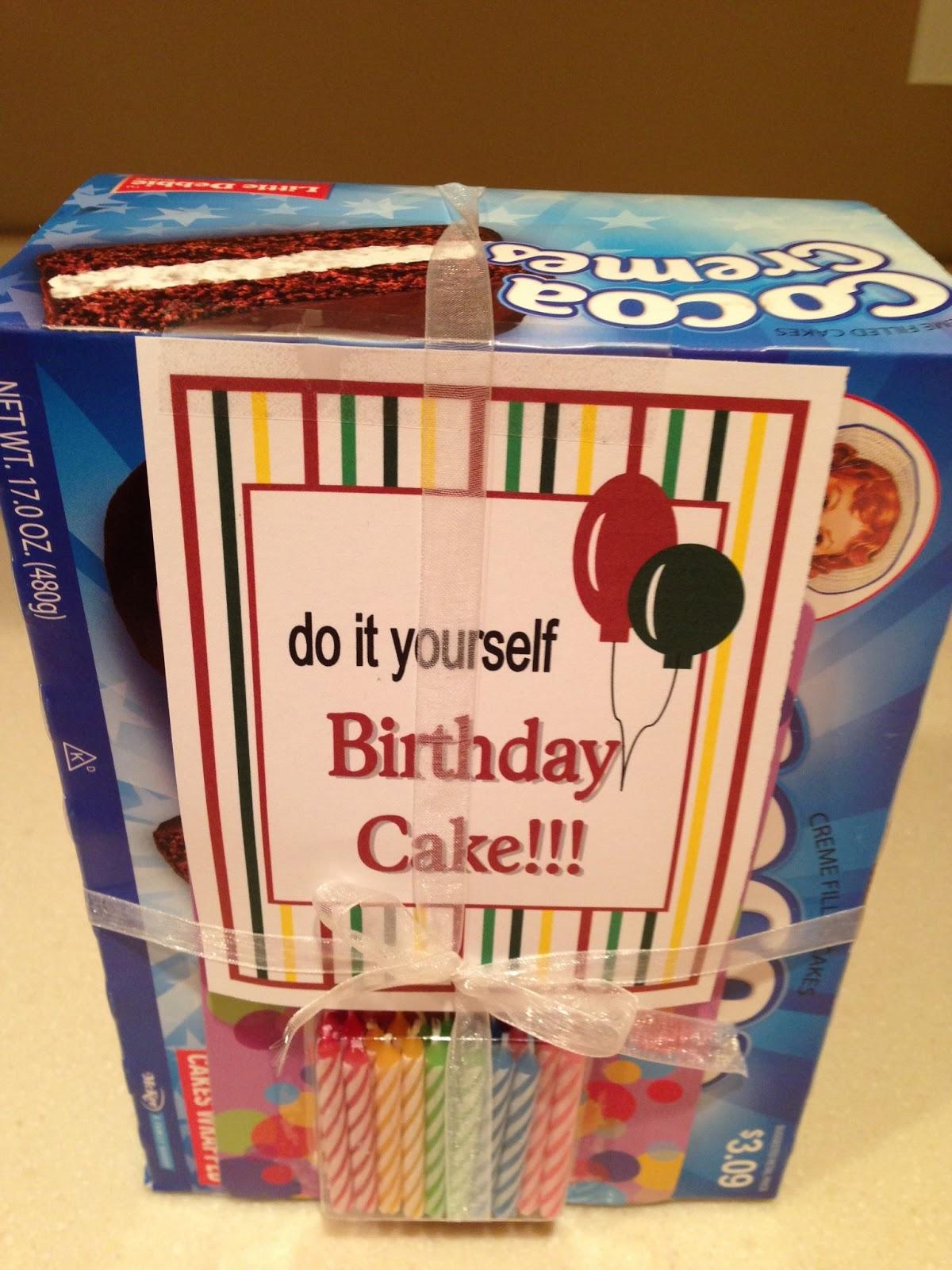 Little Miss Suzy Q Do It Yourself Birthday Cake