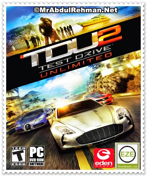 Test Drive Unlimited 2 PC Game Free Download Full Version