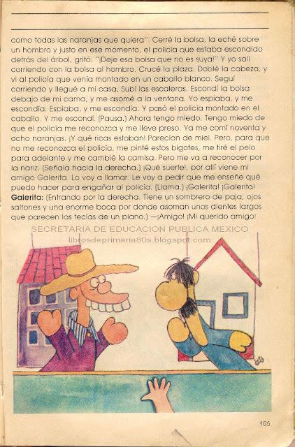 Libros de Primaria de los 80's: Chímpete, chámpata