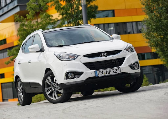 Hyundai ix35 2014 Car Wallpaper