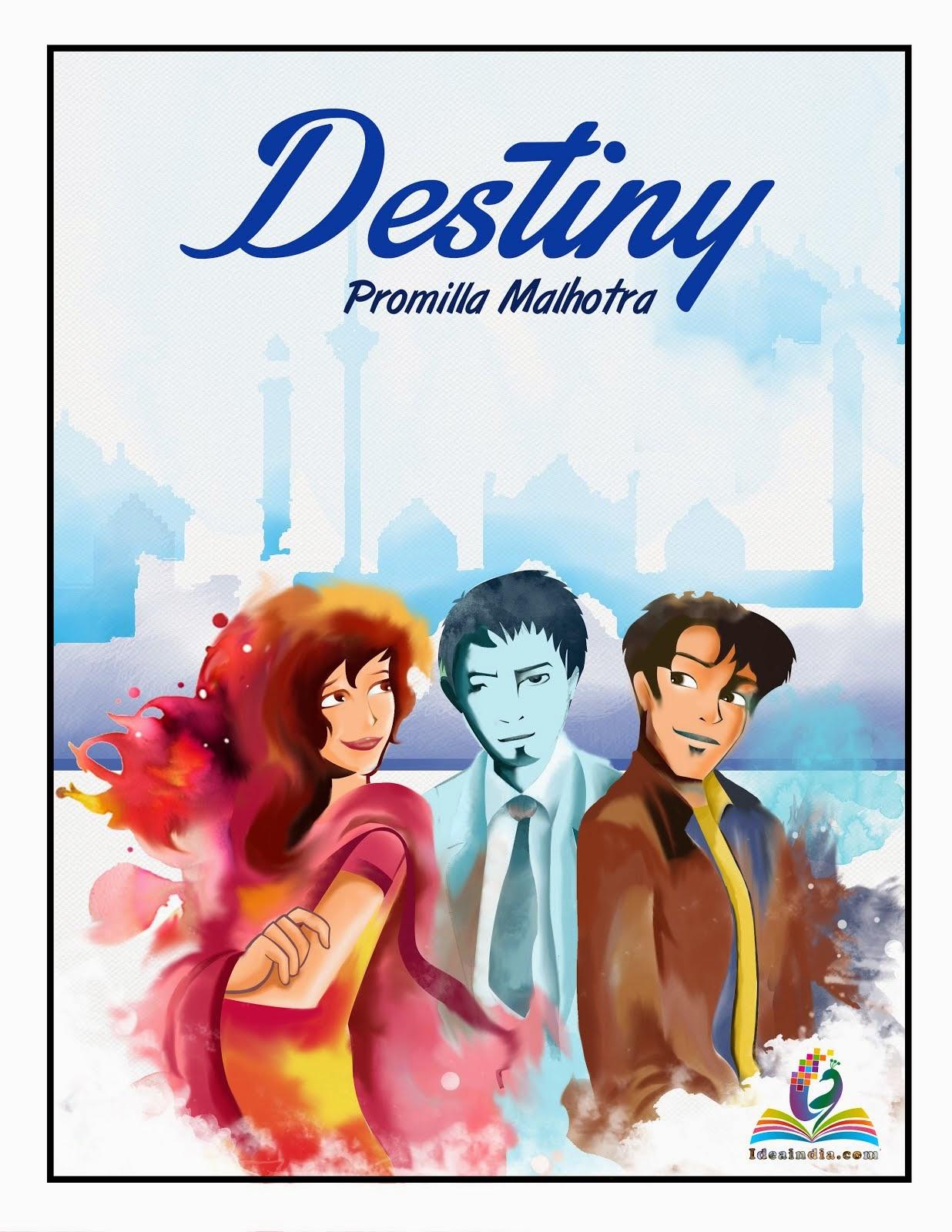 DESTINY - eBook Novel