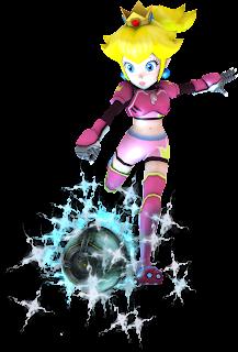 PNG's: Princesa Peach (Super Mario)