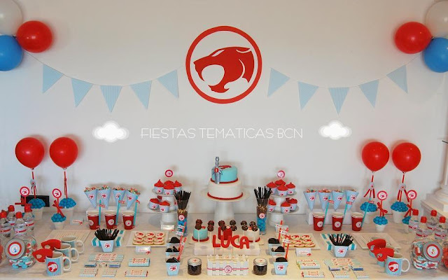 KIT DE FIESTA THUNDERCATS