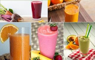 5 Most Popular Recipes Healthy Juice 2015