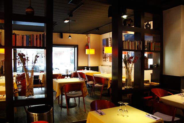 Comedor_Restaurante Cáscaras