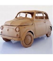 Gambar Miniatur Mobil Dari Kardus