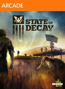 cover xbox360 du jeu arcade state of decay