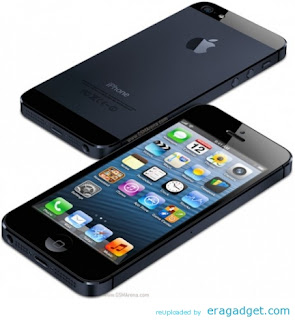 Apple iPhone 5 Tanpa Senter