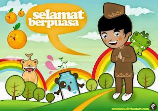 Jadwal Imsakiyah Puasa Ramadhan 1436 Hijriah