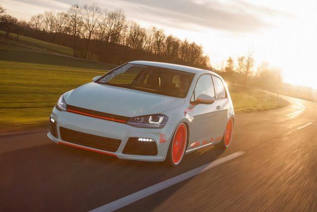 Modifikasi Mobil Volkswagen VW Glow