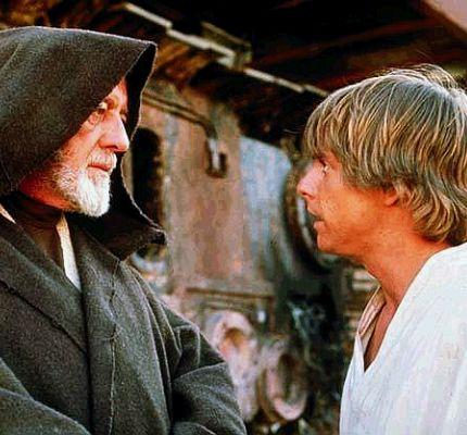 Obi Wan and Luke