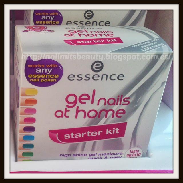 Starter Kit Color look - Gel nails at home de Essence