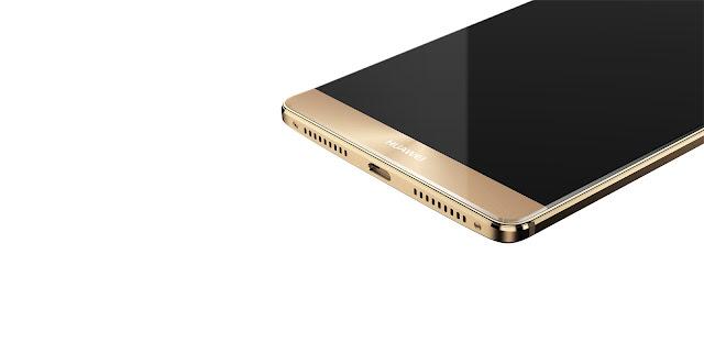 Huawei Mate 8 resmi diumumkan
