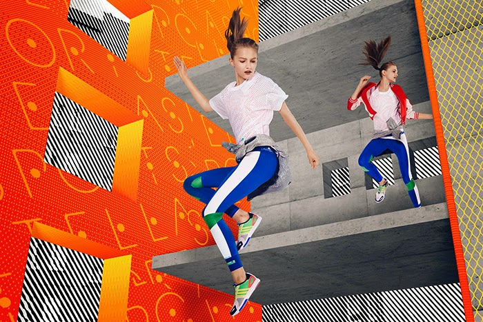 #Adidasstellasport The #StellaMcCartney For #Adidas Sportswear Line now available for sale online