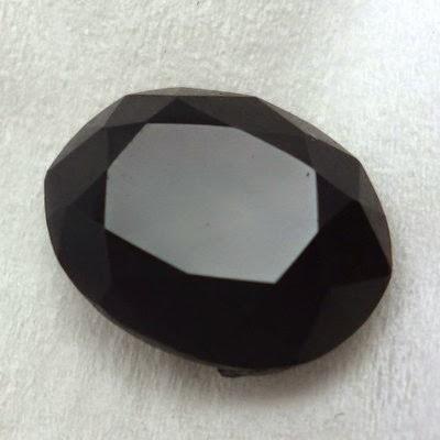 khasiat batu meteor hitam,
