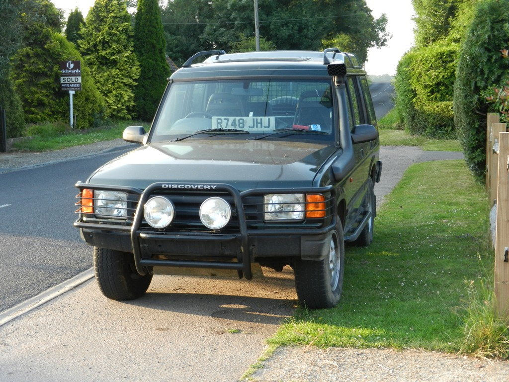 Living With Larry My Land Rover Discovery 1 300tdi And Overland Central Locking Wiring Diagram Nearly Done Look