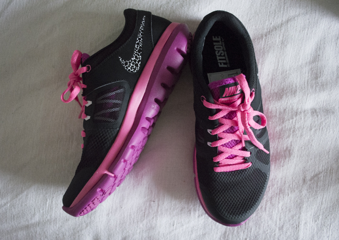 Nike Flex Run ladies running shoes trainers review