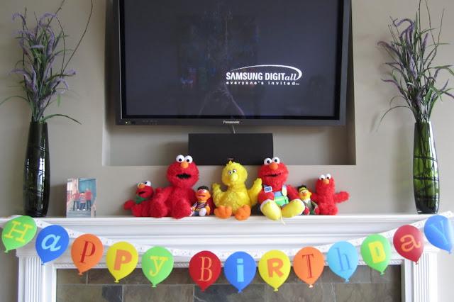 Sesame Street Second Birthday