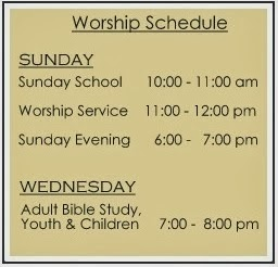 PVWC Schedule