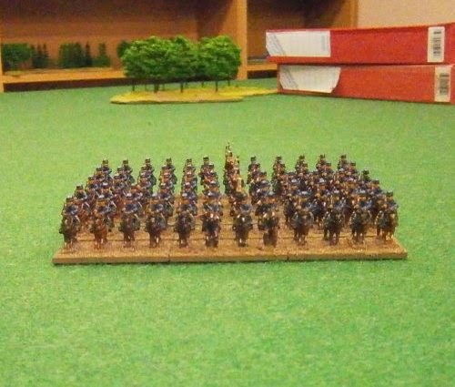 Painting Union Cavalry picture 1