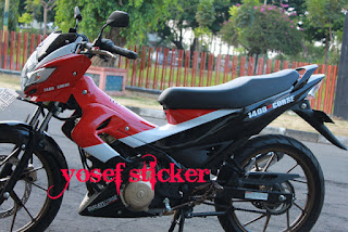 Download STICKER (ninja 250 cutting sticker): cutting sticker satria