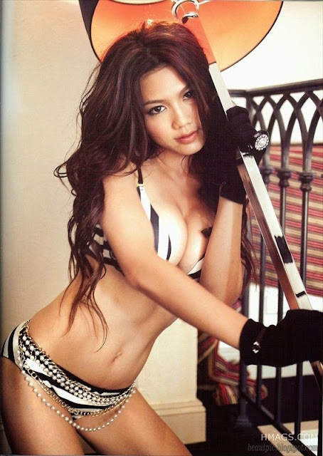 Chrissie Chau - Hong Kong Top Model