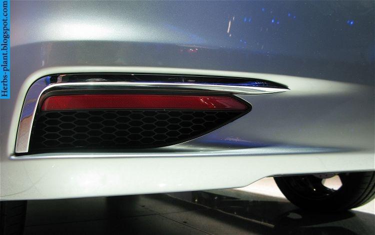 Acura ilx car 2013 exhaust - صور شكمان سيارة اكورا اي ال اكس 2013