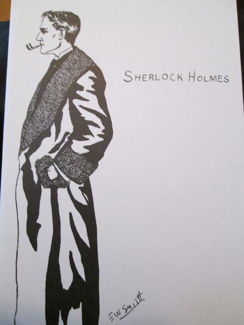Sherlock Holmes by Edgar W. Smith