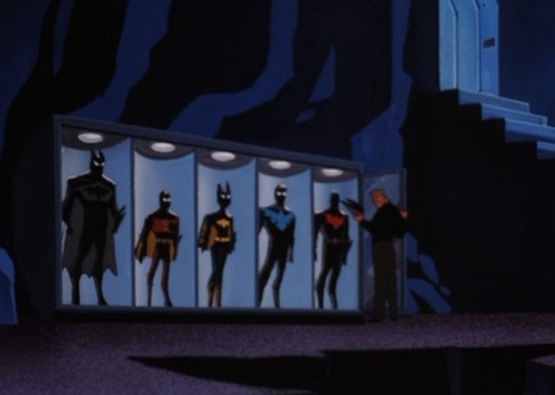Neko Random: Batman Beyond Season 1 Review