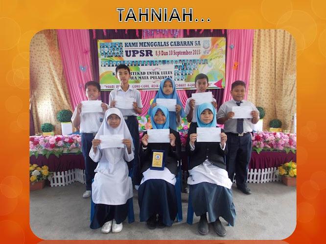 5A  DAN 4A UPSR 2015
