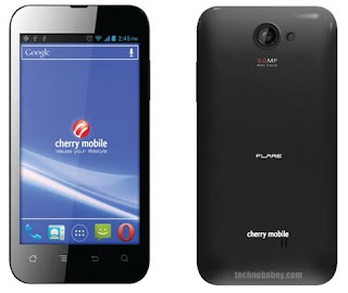 Cherry Mobile Flare specs and price